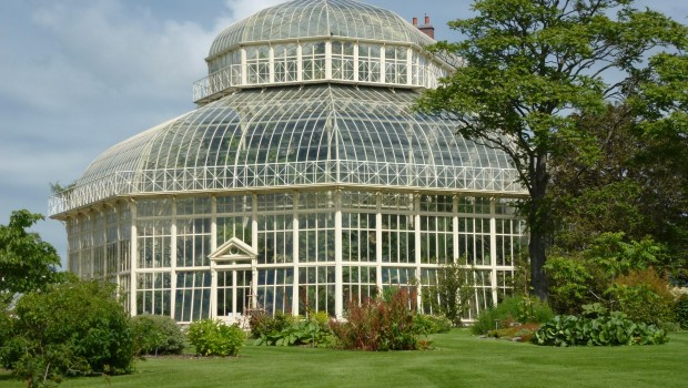 Dublin Botanical Gardens Greenhouse